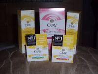 Olay beauty bundle (reduced)