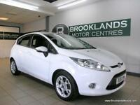 Ford Fiesta 1.4 ZETEC (STUNNING EXAMPLE 5DR AUTO)