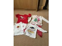 Girls Christmas bundle 12-18 months