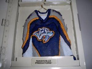 Collectable NHL Hockey Nashville Predator Starhanger