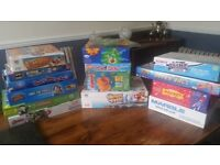 Board games, toys and jigsaws - gone pending collection