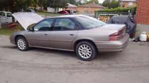 1997 Chrysler Intrepid 2500 saftied and etested