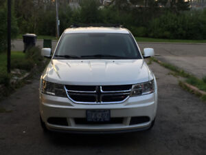 2013 DODGE JOURNEY GREAT CONDITION