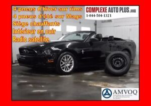 2013 Ford Mustang Premium V6 Convertible *Cuir/Mags