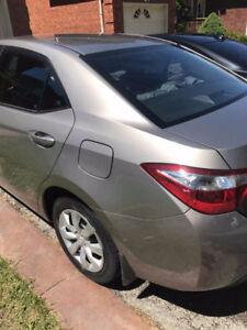 2016 Toyota Corolla le Sedan ( None Brand )