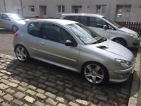 Peugeout 206 gti 180 sell or swap