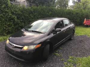 2006 Honda Civic Berline