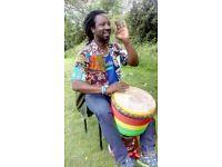 African Drumming Workshops - Vieux Bakayoko - Intermediate - Birmingham - Sundays