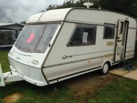 Abbey GTS 416 Caravan 4 Berth
