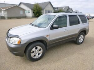 2003 Mazda Tribute - UP FOR AUCTION