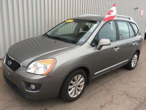 2012 Kia Rondo EX AWESOME EX EDITION WITH LOW KMs, GREAT FUEL...