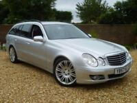 2007 57, Mercedes-Benz E320 3.0CDI 7G-Tronic CDI Sport ESTATE + SAT NAV