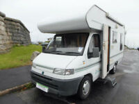 Swift 590RL - 1999 - 4 Berth - Rear L- Shape Lounge