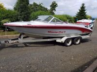 Mastercraft Tri-Star 190 -Low Miles-