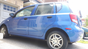 2008 Suzuki Swift + Hatchback