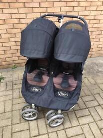 Baby Jogger Double City Mini Stroller