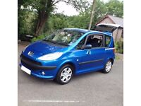 FUNKY MODERN! 2006 PEUGEOT 1007 DOLCE HDI 14 DIESEL / HI SPEC/IDEAL 1ST 2ND CAR/LOW INSURANCE/CORSAR