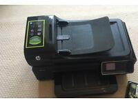 HP officejet colour printer 7500a