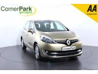 2013 RENAULT SCENIC GRAND DYNAMIQUE TOMTOM ENERGY DCI S/S MPV DIESEL