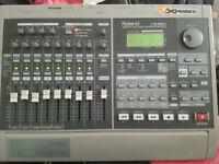 NEW RARE ROLAND VS 880 V XPANDED WORKSTATION MULTI TRACK RECORDER & MIXER BOXED