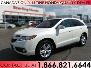 2015 Acura RDX TECH PACKAGE   NO ACCIDENTS   1 OWNER