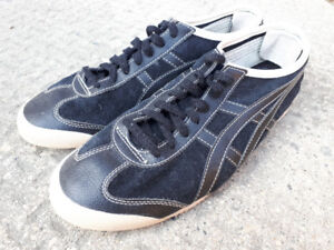 ASICS ONITSUKA TIGER MEXICO 66 SUEDE Black Size 9