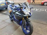 Yamaha yzf r125 65 PLATE £1800 CHEAPEST ON THE NET not cbr ktm honda Kawasaki