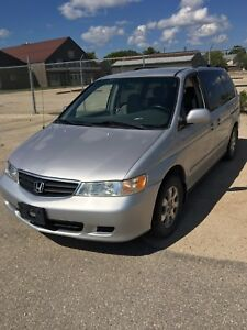 2004 Honda Odyssey Safetied Clean Title