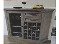 Whalen wine cabine New