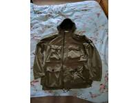 Stone island David tela tc light jacket brand new size M cost £675 with tags etc