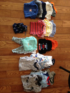 Baby clothes and other things