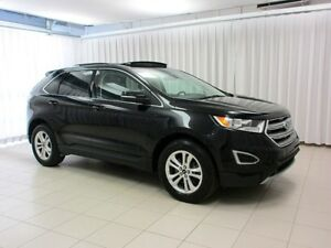 2017 Ford Edge HURRY!! DON'T MISS OUT!! SEL AWD SUV w/ BLUETOOTH