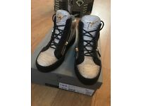 Giuseppe Zanotti Ofelia Brown Sneaker UK7