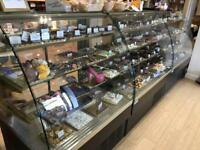 TRIMCO ZURICH CHOCOLATE DISPLAY CABINET