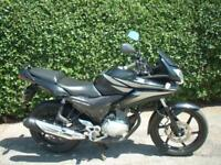 Honda CBF125 LEARNER LEGAL MOTORCYCLE