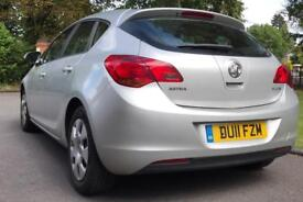 Vauxhall Astra 1.3d eco flex NEW SHAPE