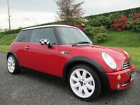 2005 Mini 1.6 Pepper One COOPER LOOKS LOW INSURANCE