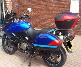 2008 V-Strom 1000 GT Motorcycle