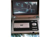 """Portable DVD Player 10"""" Screen"""