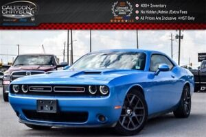 2016 Dodge Challenger R/T|Navi|Backup Cam|Bluetooth|Leather|Keyl