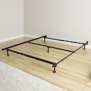Queen/double size adjustable bed frame