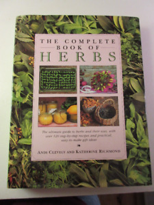 The Complete Book of Herbs by Clevely and Richmond