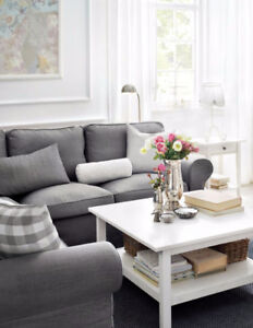 Lack Coffee Table Ektorp Couch Posing Sodastream