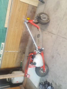 40cc Gas scooter