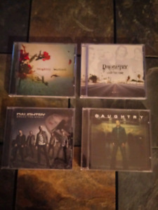 Daughtry CD Collection