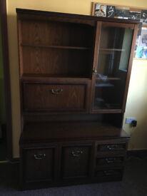 Dresser Cabinet Sideboard