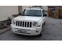 Jeep patriot duel fuel 4x4