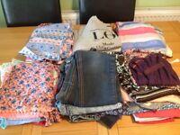 Bundle of ladies clothes size 10-12