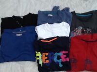 Long sleeve t-shirts 11-12 years