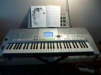 yamaha psr s 500 Arranger Workstation keyboard